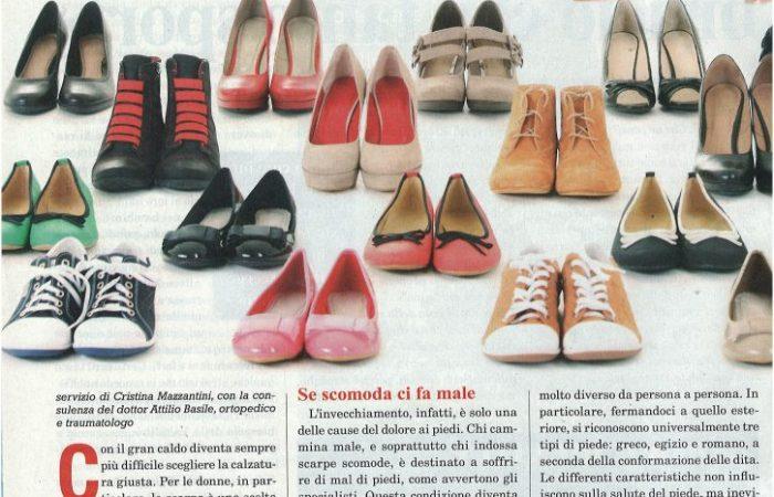A ogni piede la sua scarpa - Dottor Attilio Basile